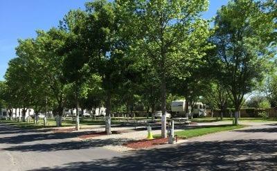Heritage RV Park Corning