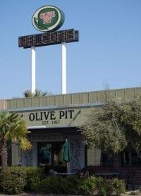 Olive Pit