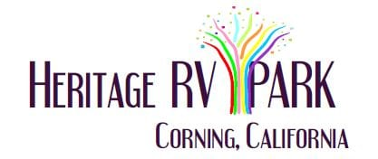 Heritage RV Park Logo