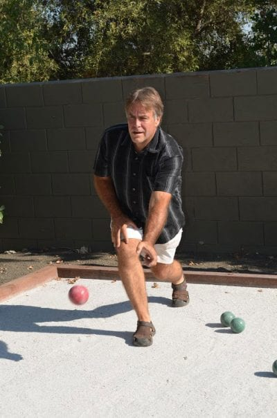 Enjoy Bocce